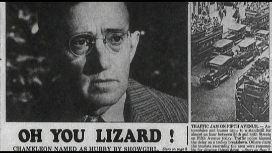 Woody Allen – Zelig