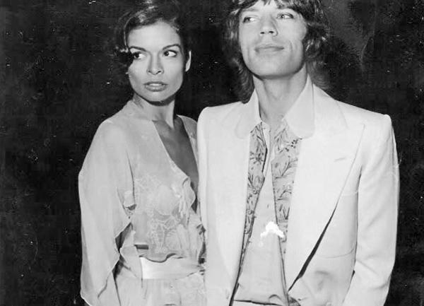 Bianca Jagger -