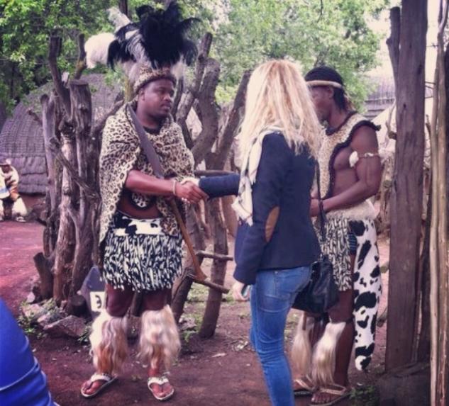 Güney Afrika – Lesedi Kabilesi