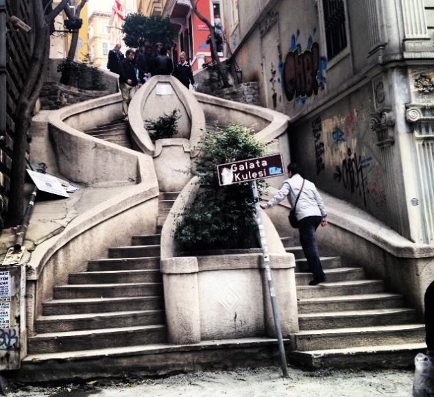 Kamondo Merdivenleri – Karaköy