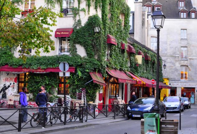 Paris'i, Parisliler Gibi Yaşamak İsteyenlere Alternatifler