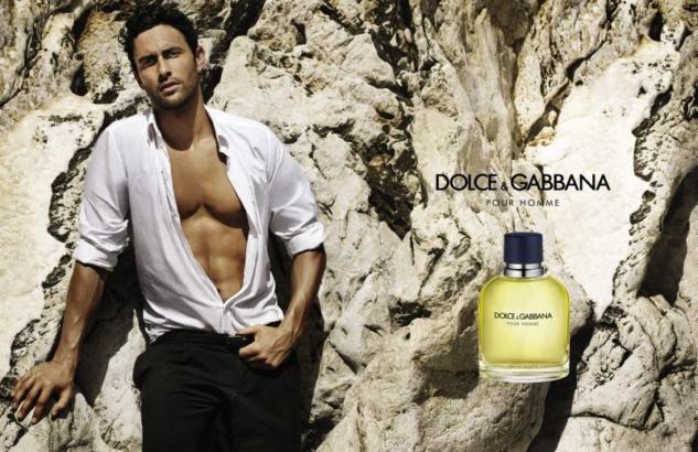Noah Mills – Dolce Gabbana Ad