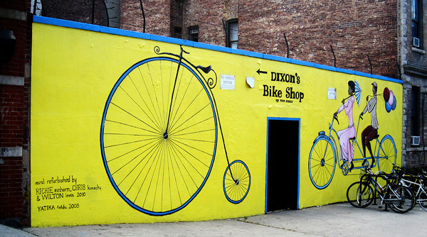 Dixon Bike Shop – Brooklyn
