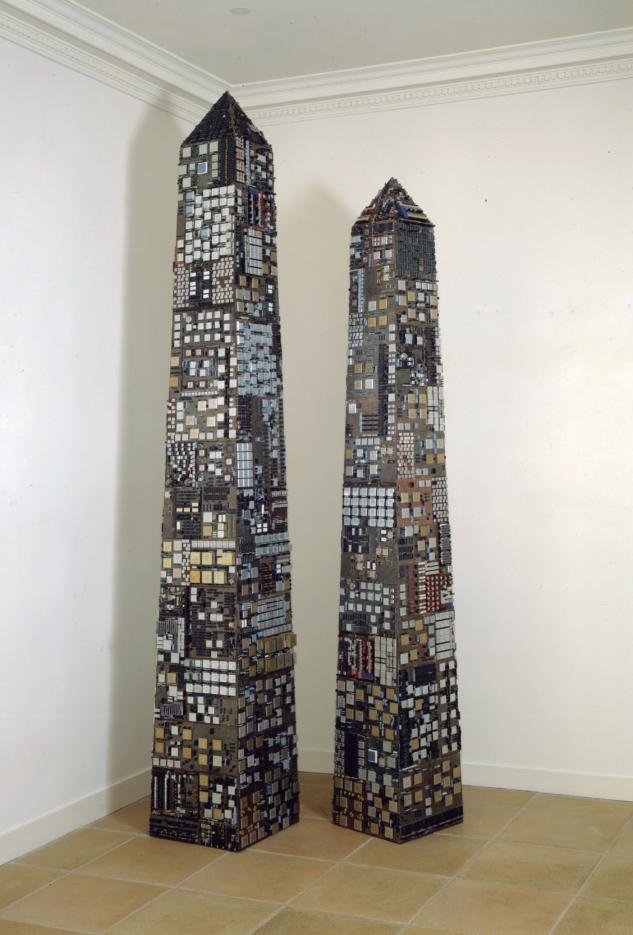 2. I.B.M. Obelisks, 1989