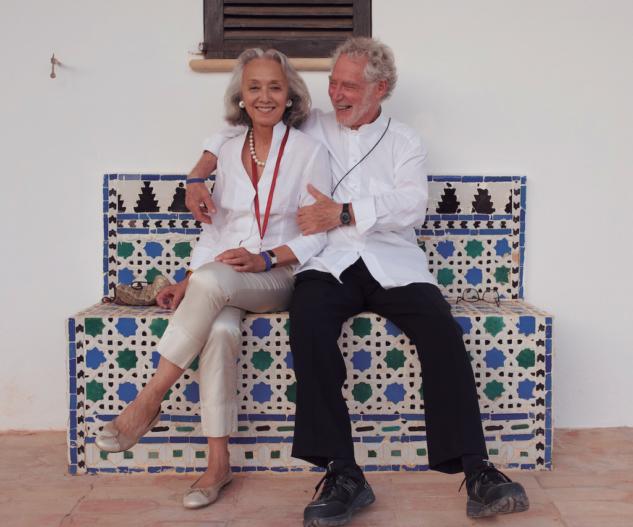 Photo of Ben Jakober & Yannick Vu taken by Cristina Macaya in 2008.