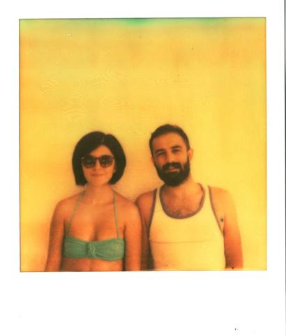Keyifli bir portre: Deniz & Türker