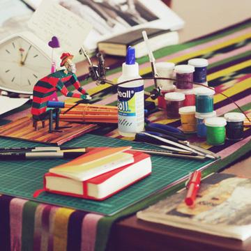 Kağıdın Sanata Dönüşmüş En Yaratıcı, Renkli ve Keyifli Hali: Papier Atelier