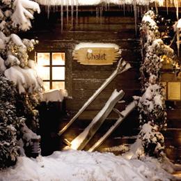 Chalet: İstanbul'da İsviçre Alpleri'nden Bir Dağ Evi