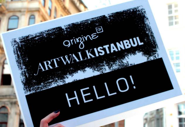 İstanbul'da Sergi Gezmenin Yeni Yolu: ArtWalk İstanbul