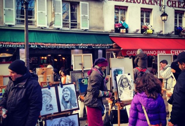 Paris'te Neler Yaptık? Nerelere Gittik? Neler Yedik?