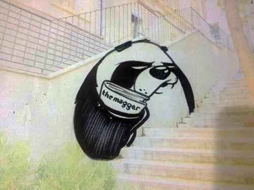 theMagger Graffiti