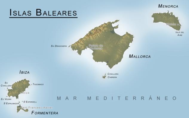 Balear Adaları