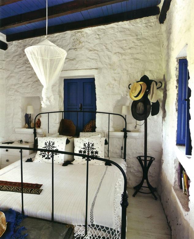 Deniz Barlas Bağ Evi – Bozcaada
