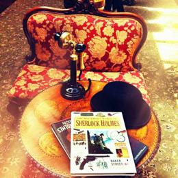 Londra'nın Dedektifi: Baker Street'te Sherlock Holmes Müzesi