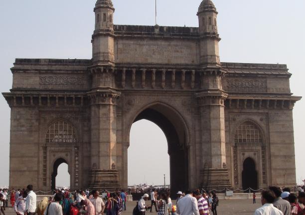 Bombay'da Bir Öğleden Sonra