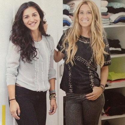 Royse Elhadef & Liana Kalma