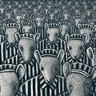 Art Spiegelman'dan Maus
