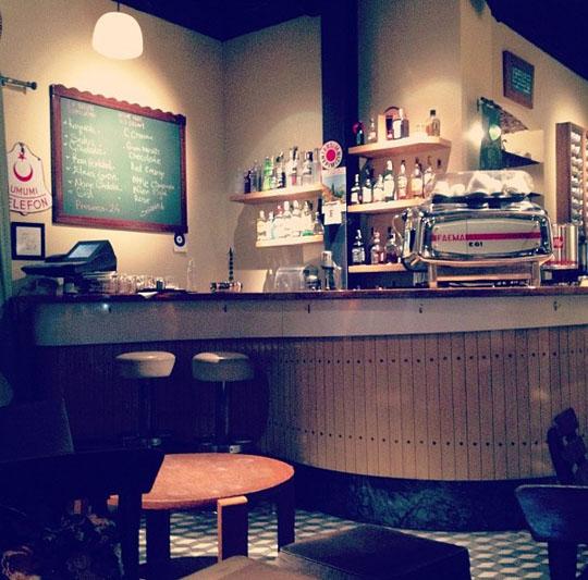 Şimdi Cafe by rapsodistanbul