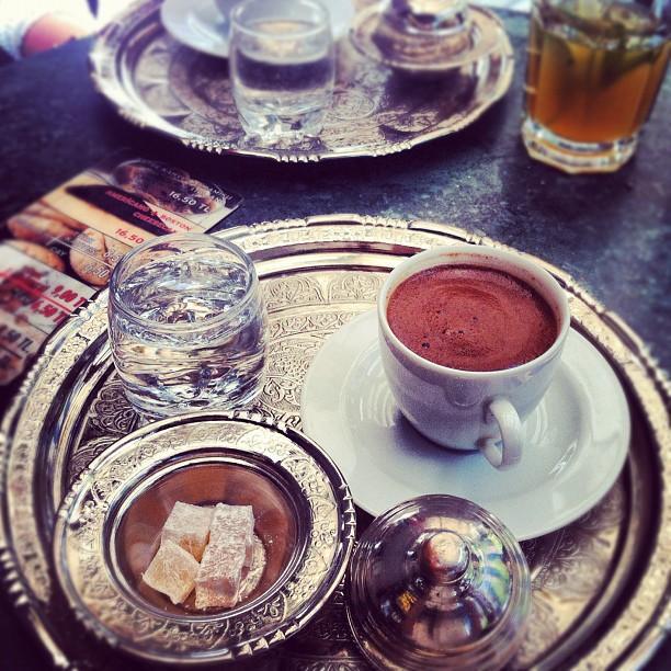 Bağdat Kahvecisi – Elçin (foursquare)