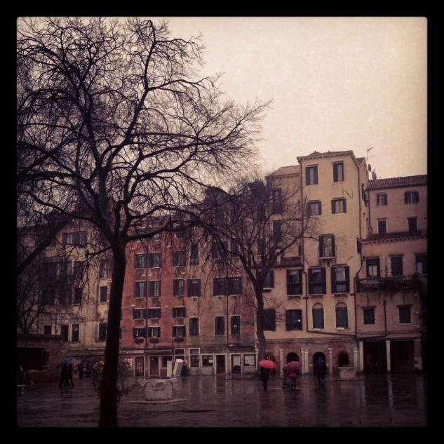Sokakları Deniz Olan Şehir: Venedik