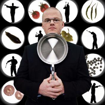 Moleküler Gastronomi: Karnıbaharlı-Ballı Dondurma?