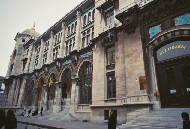 PTT Büyük Postane Binası