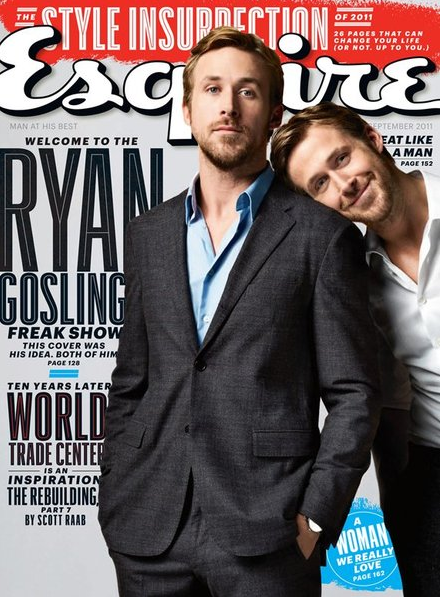 Ryan Gosling – Esquire