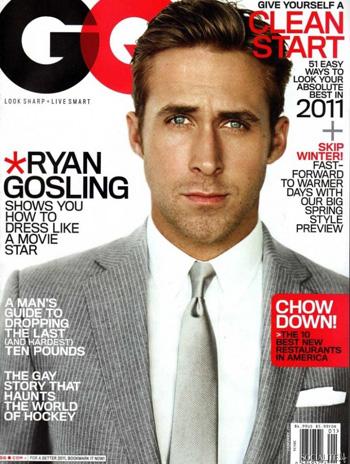 Ryan Gosling – GQ