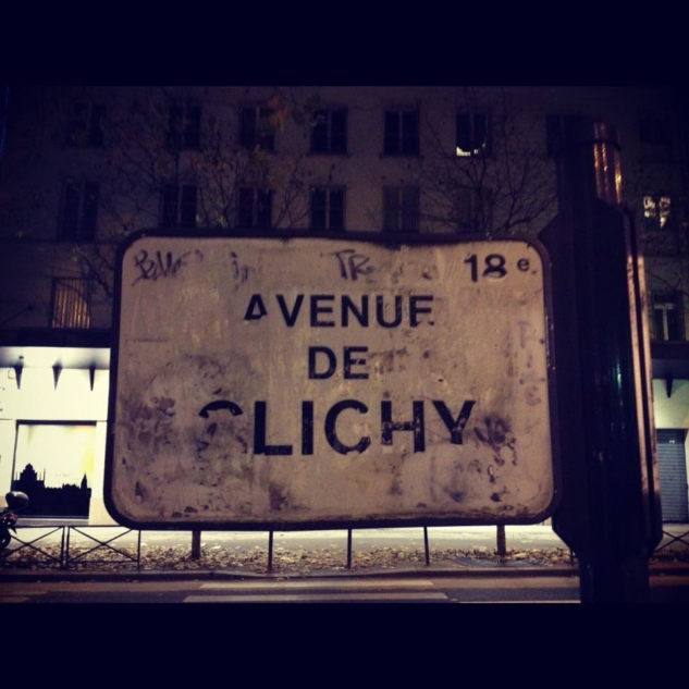 avenue de clichy