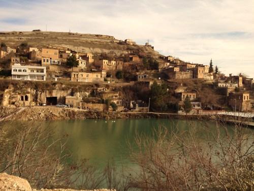 Fırat Nehri'nin Altında: Halfeti