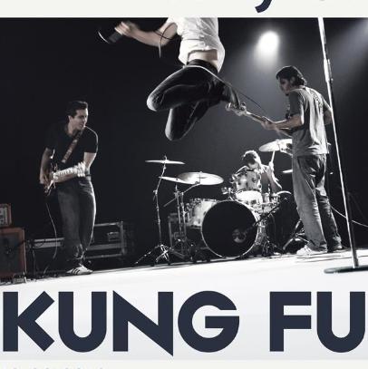 ALBÜM: Kung Fu'dan