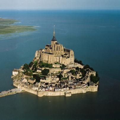 Mont Saint-Michel: Fransa'da Bir Dünya Harikası