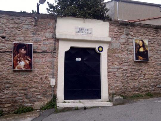 Surp Hac Ermeni Kilisesi-