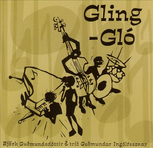 gling glo album cover