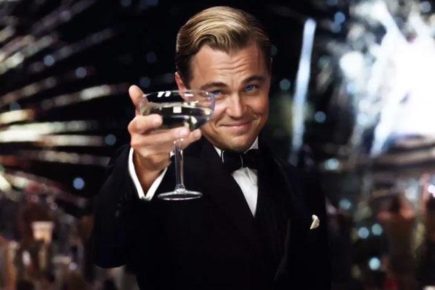 Leonardo Di Caprio – Great Gatsby