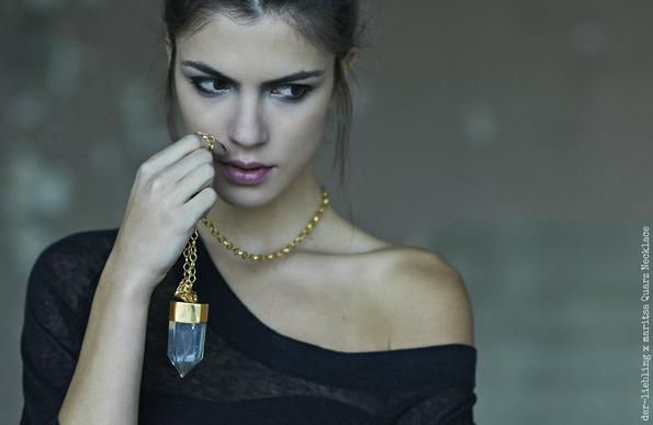 Maritsa – Quarz Necklace