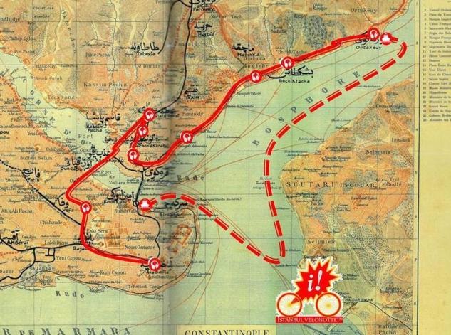 Velonette Route