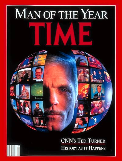 Ted Turner – Time