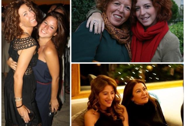 Anneler ve Kızları: Gülden-Yasemin, Mirey-Lara, Talin-Nikol