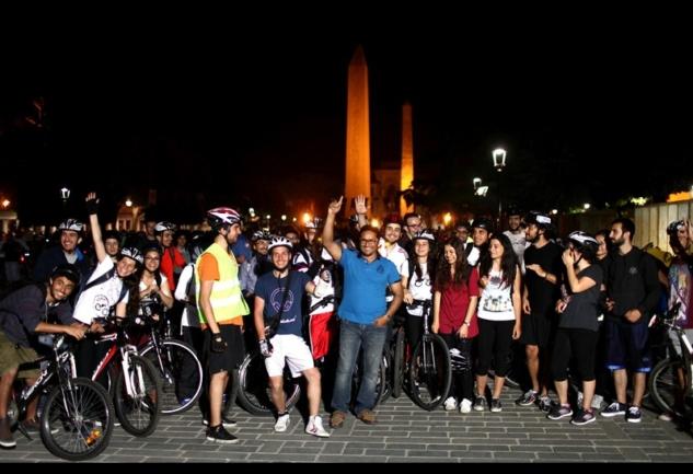 Bisiklet ve Gece Bir Arada: Velonotte İstanbul