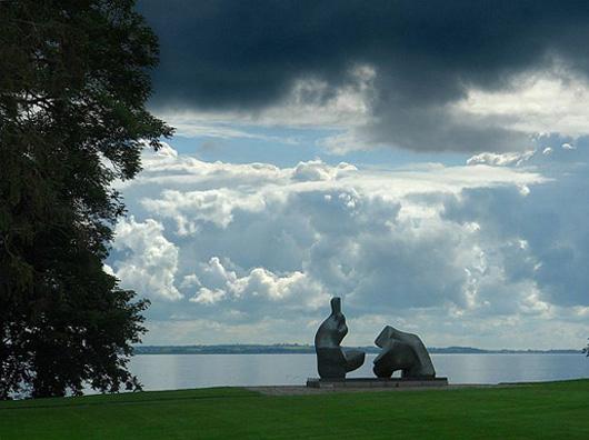 iskandinavya – lousiana museum of modern art