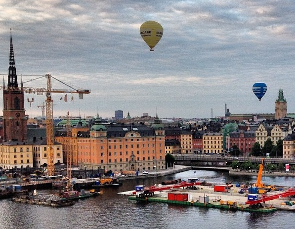iskandinavya – stockholm