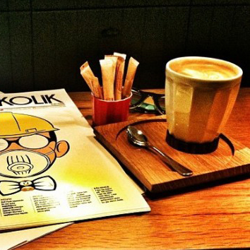 Cup of Joy Bebek: Bebek'in Gerçek Kahve Yapan Sakini
