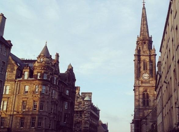 Edinburgh Yazılır, Edinbra Okunur...