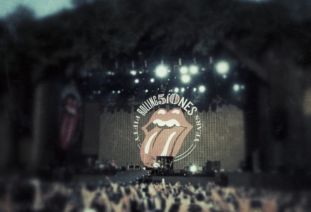 50 & Counting: Rolling Stones Londra Konseri