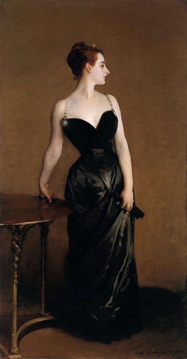 John Singer Sargent – Madame X