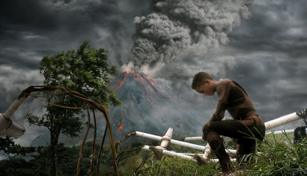 blockbuster – after earth