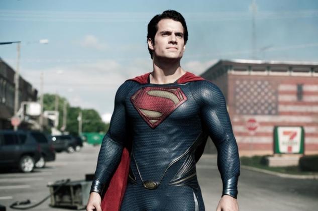blockbuster- man of steel