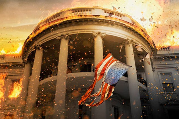 blockbuster – olympus has fallen