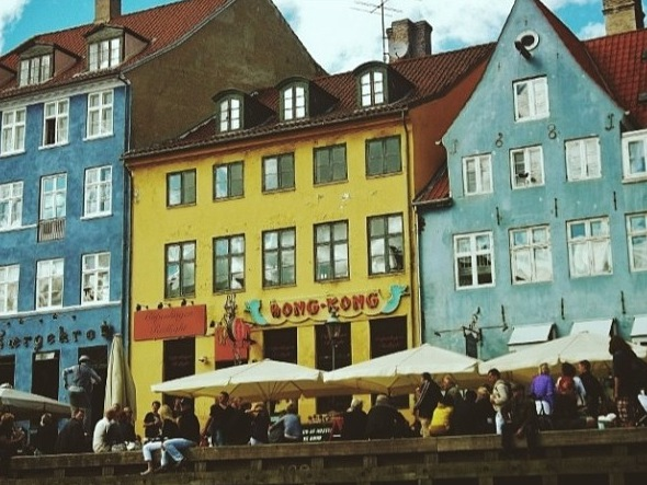 iskandinavya – kopenhag